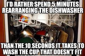 stacking the dishwasher funny pictures - Dump A Day | Funny pictures,  Humor, Make me laugh